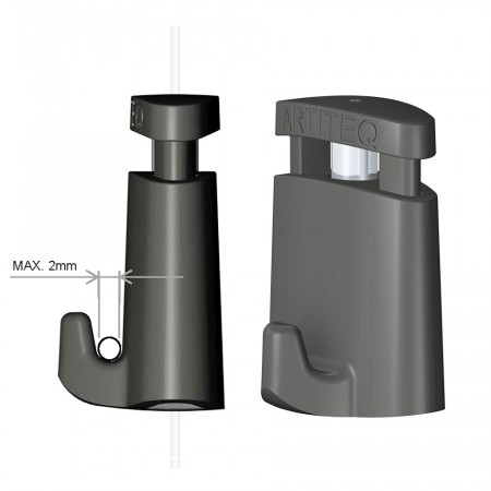 Colgador Microgrip 1mm 5/10kg