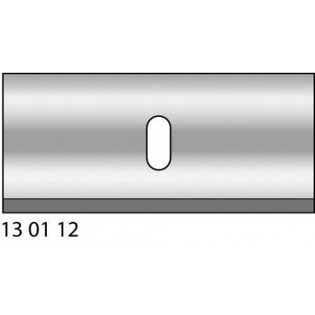 Cuchilla Logan (100 unidades)