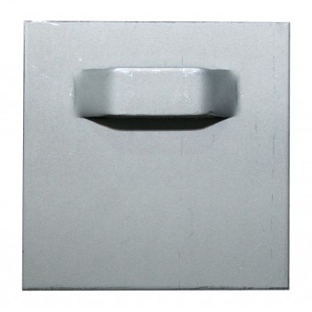 Penjador adhesiu metàl.lic 45 x 45 mm 1,5kg