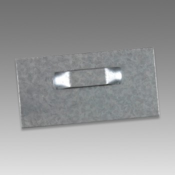 Colgador Adhesivo metálico 80 x 40 mm . 2kg