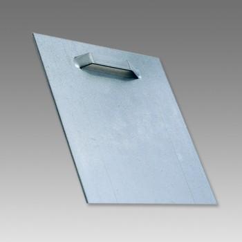Colgador Adhesivo metálico 100 x 100 mm . 6kg