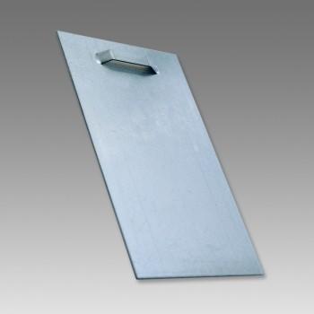Colgador Adhesivo metálico 200 x 100 mm . 12kg