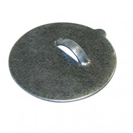 Colgador Adhesivo metálico redondo 42 mm. 1,5kg