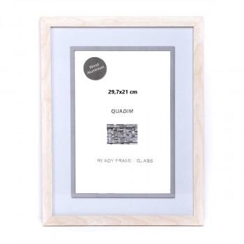 Marc standard Blanc/Gris 21x29,7