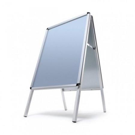Pizarra dos caras Standard a-board 70x50