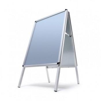 Pizarra dos caras Standard a-board 100x70