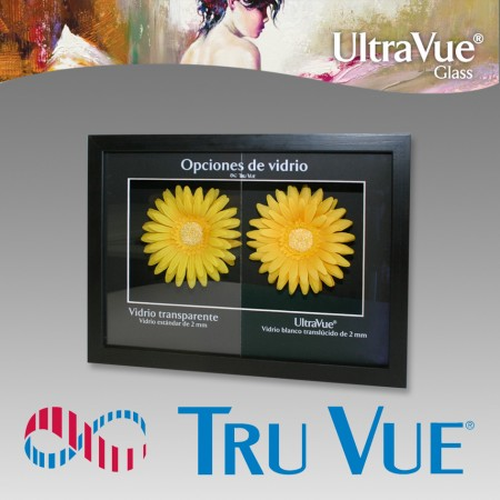 Cristal true Vue 2mm