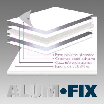 Cartón Pluma Alumfix
