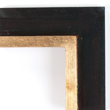 Pi. Decorat 010 or policromia negre