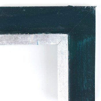 Pi. Decorat 100 plata policromia blava