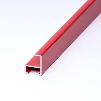 Aluminio rojo