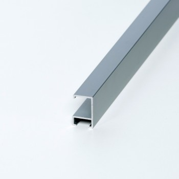 Aluminio plata mate