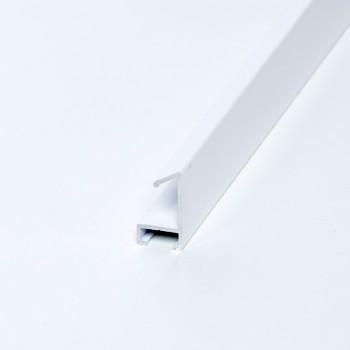 Aluminio blanco mate